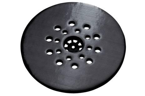 Hook and loop backing pad 225 mm, hard LSV (626661000)