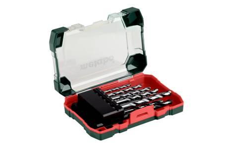 "Drill bit assortment roll-up case ""SP"", 13 pieces (626728000)"