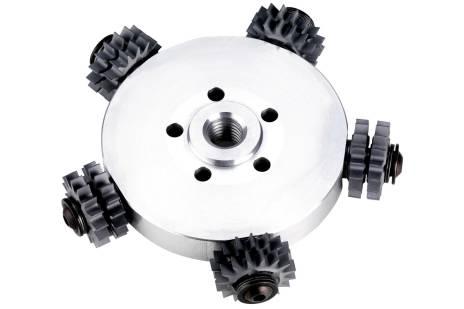 Milling head pointed complete RFEV 19-125 RT (628218000)