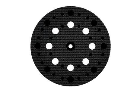 "Sanding pad 125 mm, ""multi-hole"", medium, SXE 425/ 3125 (630261000)"