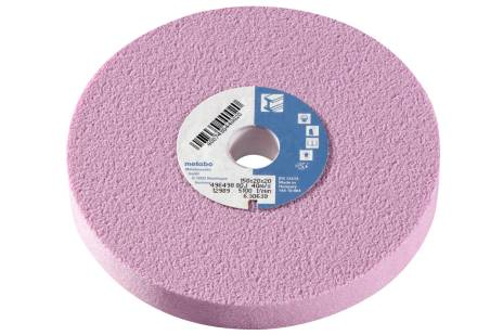 Grinding wheel 150 x 20 x 20 mm, 80 J, PAO, DGs (630638000)