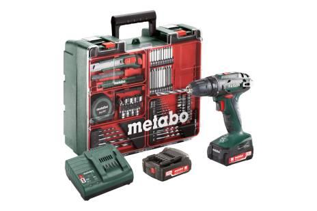 BS 14.4 Set (602206880) Taladradora atornilladora de batería