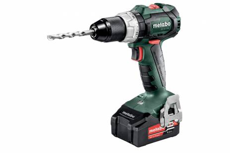 BS 18 LT BL Set (602325950) Cordless Drill / Screwdriver