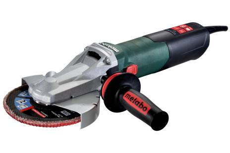WEF 15-150 Quick (613083420) Flat-Head Angle Grinder