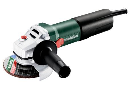 WEQ 1400-125 (600347190) Angle Grinder