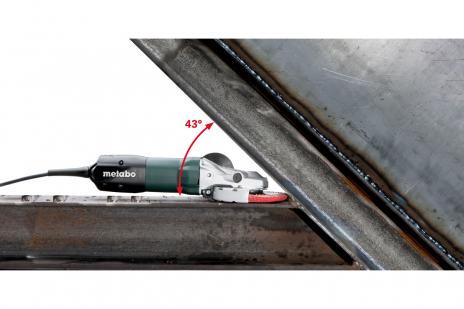 WEF 9-125 (613060420) Flat-Head Angle Grinder