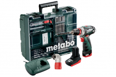 PowerMaxx BS Quick Pro Set (600157880) Taladradora atornilladora de batería