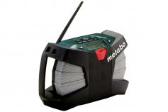 PowerMaxx RC (602113000) Radio para obras de batería