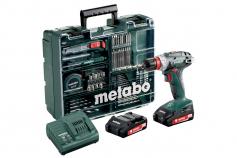 BS 18 Quick Set (602217900) Taladradora atornilladora de batería