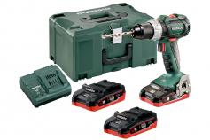 BS 18 LT BL Set (602325970) Taladradora atornilladora de batería