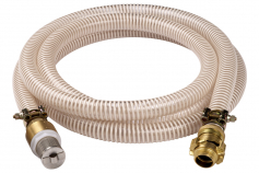 Professional suction hose set, 7 m (0903061219)
