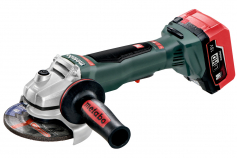 WPB 18 LTX BL 125 Quick (613075660) Cordless Angle Grinder