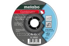 Combinator 125x1.9x22.23 Inox, TF 42 (616501000)