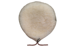Cubierta en piel de cordero 160 mm (623267000)
