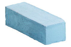 Polishing paste, blue, bar approx. 250 g (623524000)