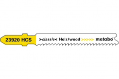 5 hojas para sierra de calar,madera,classic, 66 mm/progr. (623920000)