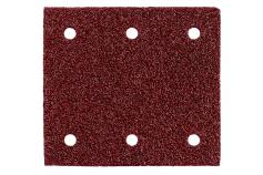 10 Hook and loop sanding sheets 115 x 103 mm, P 40, W+M, SR (625619000)