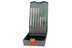 SDS-plus P4P drill bit set, 7 pieces (626245000)