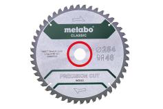 """Saw blade """"precision cut wood - classic"""", 254x30, Z48 WZ 5°neg. (628061000)"""