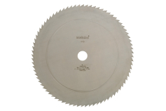 "Saw blade ""power cut wood - professional"", CV 400x30, 56 KV (628105000)"