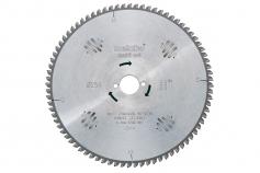 Hoja de sierra circular HW/CT 254x30, 80 DP/DT, 5° (628093000)