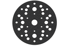 "Interface-Pad 125 mm, ""multi-hole"", SXE 150 BL (630263000)"