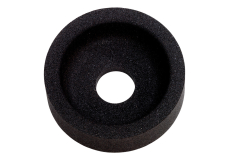 Cup wheel 80x25x22,23-65x15 A 80 M, steel (629174800)