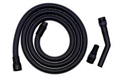 Manguera de aspiración Ø-32 mm,L-3,5 m,ASA 25/30 L PC/Inox (631337000)