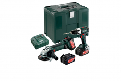 Combo Set 2.4.1 18 V (685038960) Cordless Machines in a Set