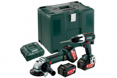 Combo Set 2.4.2 18 V (685039960) Cordless Machines in a Set