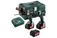 Combo Set 2.1.5 18 V (685058960) Cordless Machines in a Set
