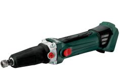 GA 18 LTX (600638840) Amoladora recta de batería