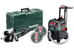 MFE 40 + ASR 35 L ACP Set (691058000) Mains-powered Machines in a Set
