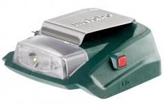 PA 12 LED-USB (600288000) Adaptador Power de batería