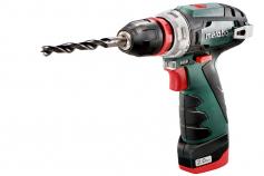 PowerMaxx BS Quick Pro (600157500) Cordless Drill / Screwdriver