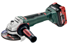 WB 18 LTX BL 125 Quick (613077860) Cordless Angle Grinders