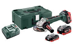 WB 18 LTX BL 125 Quick Set (613077940) Cordless Angle Grinders