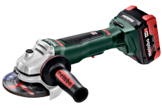WPB 18 LTX BL 125 Quick (613075810) Cordless Angle Grinders