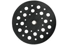 Backing pad 125 mm, with multi-perforation, SXE 3125 (624739000)