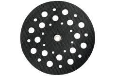 Prato de apoio de 125 mm, com furos múltiplos, SXE 3125 (624739000)