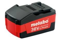 Battery pack 36 V, 1.5 Ah, Li-Power Compact (625453000)