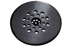Disco abrasivo perforado con enganche de tejido autoadherente 225 mm, dura LSV (626661000)