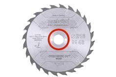 """Lâmina de serra """"precision cut wood - professional"""", 216x30, Z48 WZ 5° neg. (628041000)"""