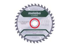 "Saw blade ""precision cut wood - classic"", 160x20 Z36 WZ 10° /B (628659000)"
