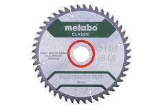"""Lâmina de serra """"precision cut wood - classic"""", 190x30 Z48 WZ 15° (628283000)"""