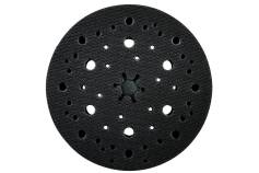 "Sanding pad 150 mm, ""multi-hole"",medium, SXE 150 BL (630259000)"