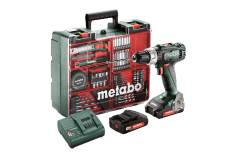 BS 18 L Set (602321870) Cordless Drill / Screwdriver