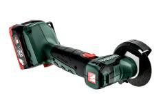 PowerMaxx CC 12 BL (600348800) Amoladora angular de batería