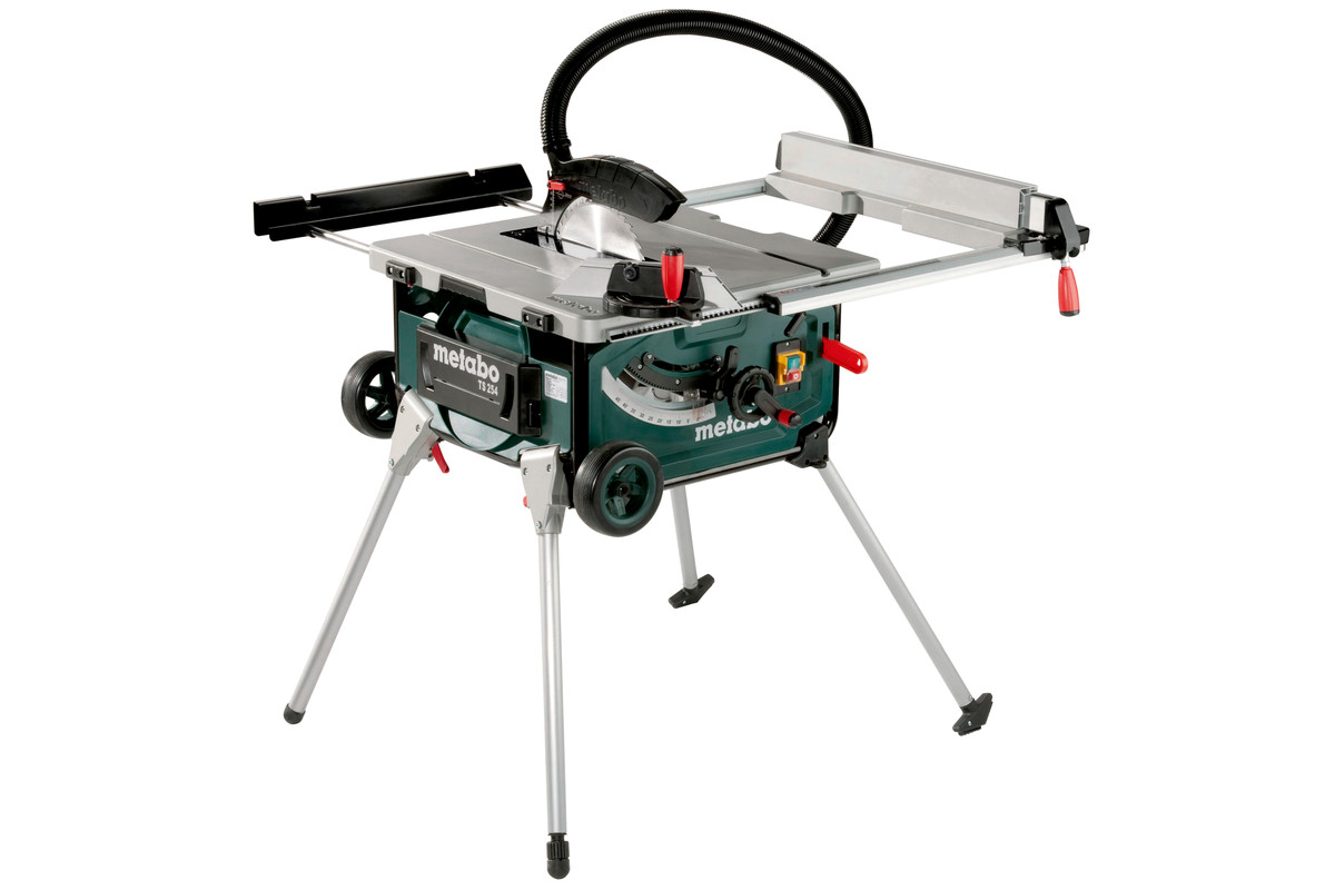 Ts 254 600668000 Table Circular Saw Metabo Power Tools
