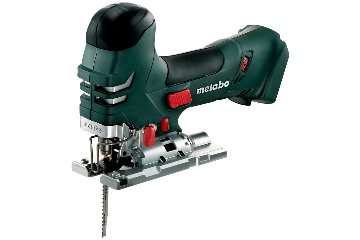sta 18 ltx 140 601405890 cordless jigsaw metabo power tools. Black Bedroom Furniture Sets. Home Design Ideas